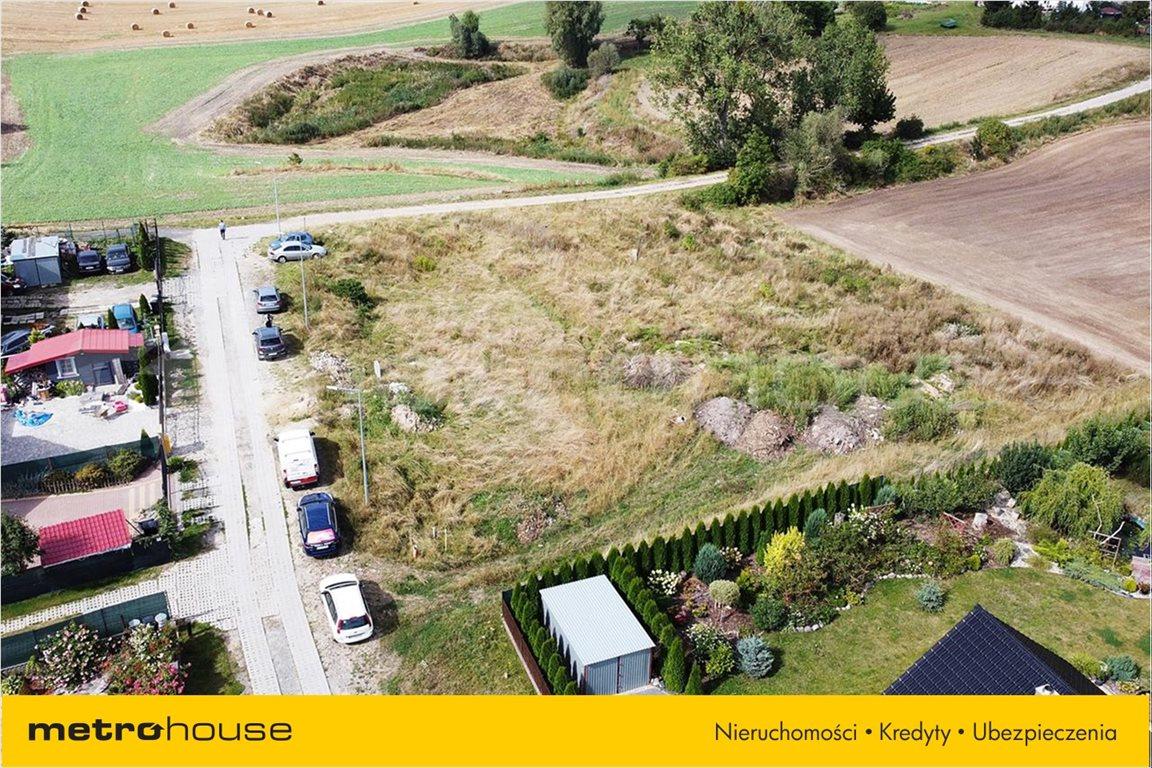 Działka budowlana na sprzedaż Nowa Wieś Malborska, Malbork  1250m2 Foto 4