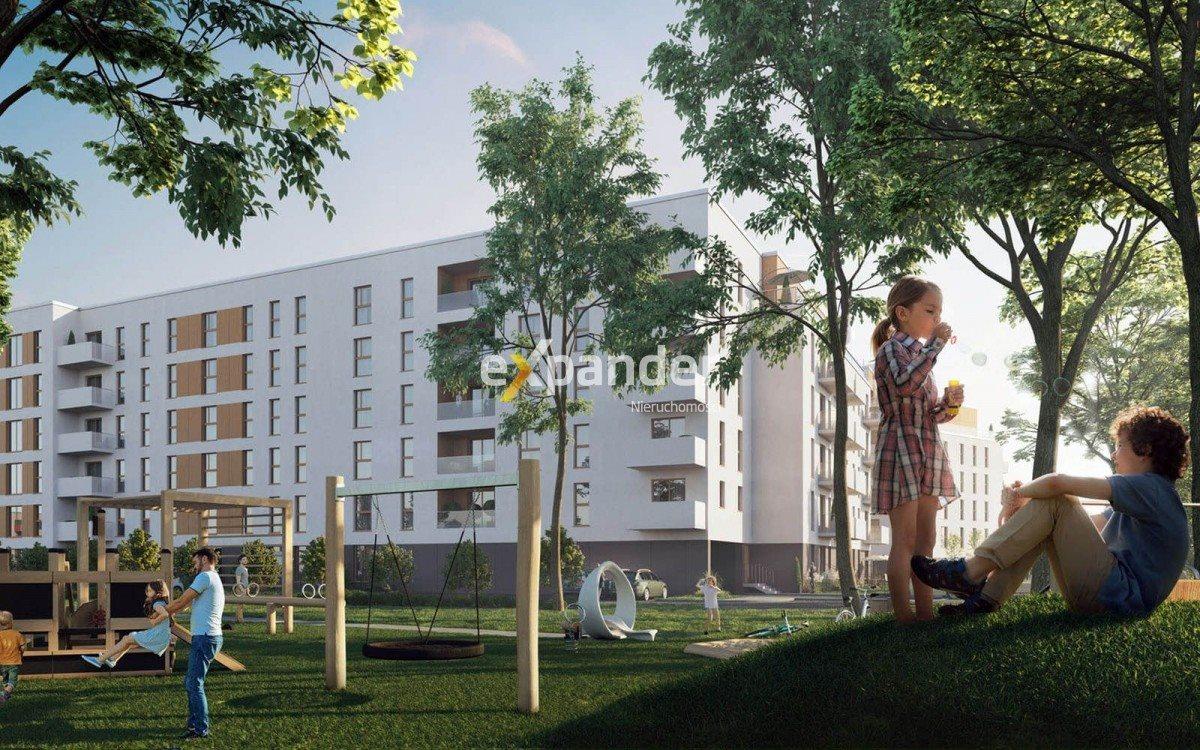 Mieszkanie czteropokojowe  na sprzedaż Poznań, Rataje  71m2 Foto 1