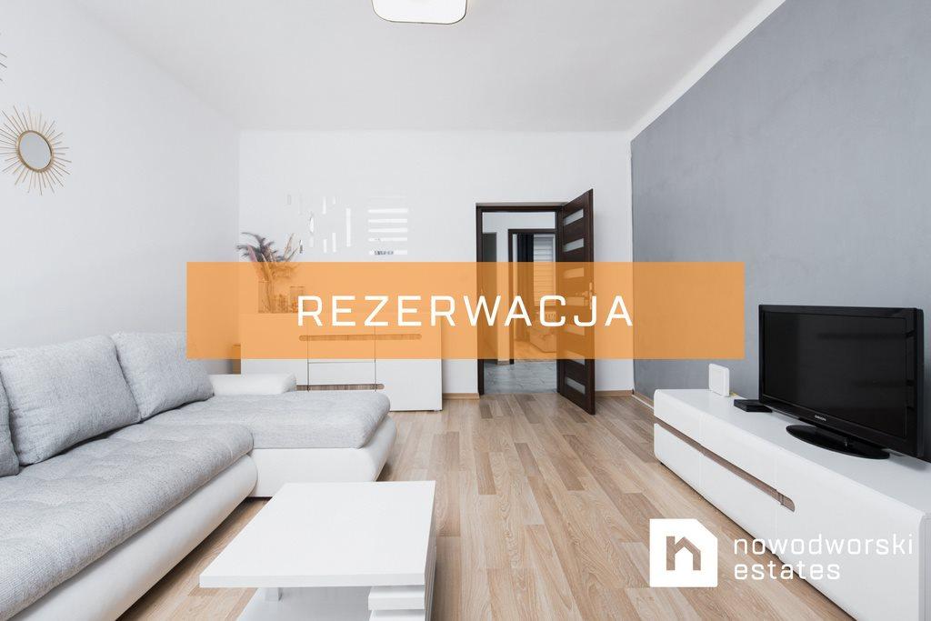 Mieszkanie dwupokojowe na sprzedaż Kraków, Łagiewniki-Borek Fałęcki, Łagiewniki-Borek Fałęcki, Kępna  48m2 Foto 2