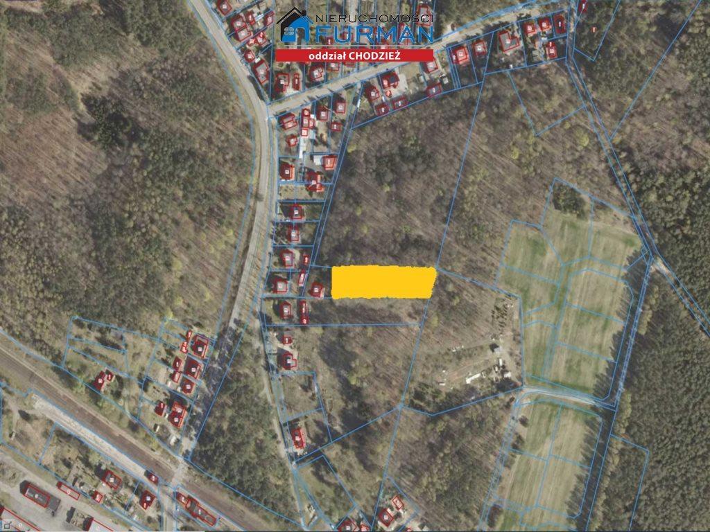 Działka leśna na sprzedaż Kaczory  2645m2 Foto 5