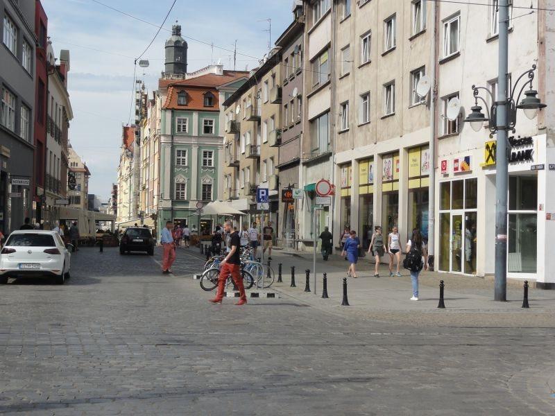 Lokal użytkowy na wynajem Wrocław, Stare Miasto, Rynek  280m2 Foto 1
