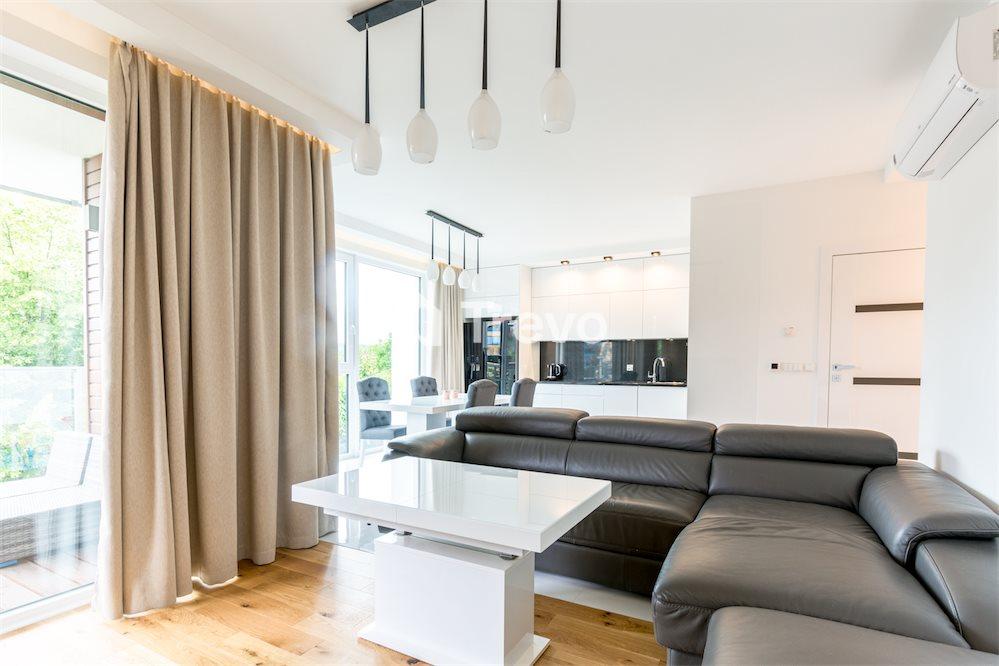 Mieszkanie trzypokojowe na sprzedaż Gdańsk, Jelitkowo, Jelitkowska  83m2 Foto 1