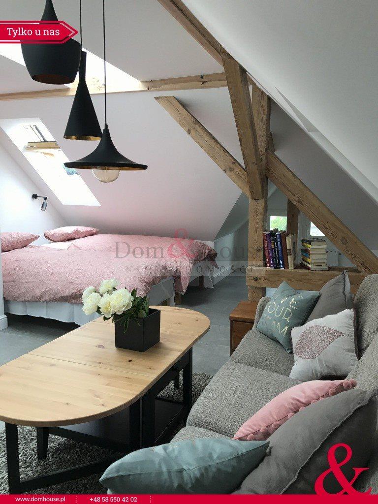 Mieszkanie trzypokojowe na sprzedaż Sopot, Dolny, Tadeusza Kościuszki  55m2 Foto 1