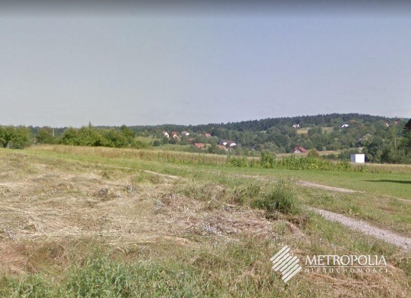 Działka budowlana na sprzedaż Głogoczów  1000m2 Foto 2