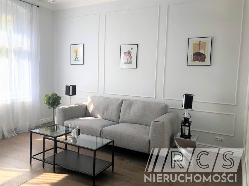 Mieszkanie dwupokojowe na wynajem Szczecin, Centrum, Andrzeja Małkowskiego  64m2 Foto 9
