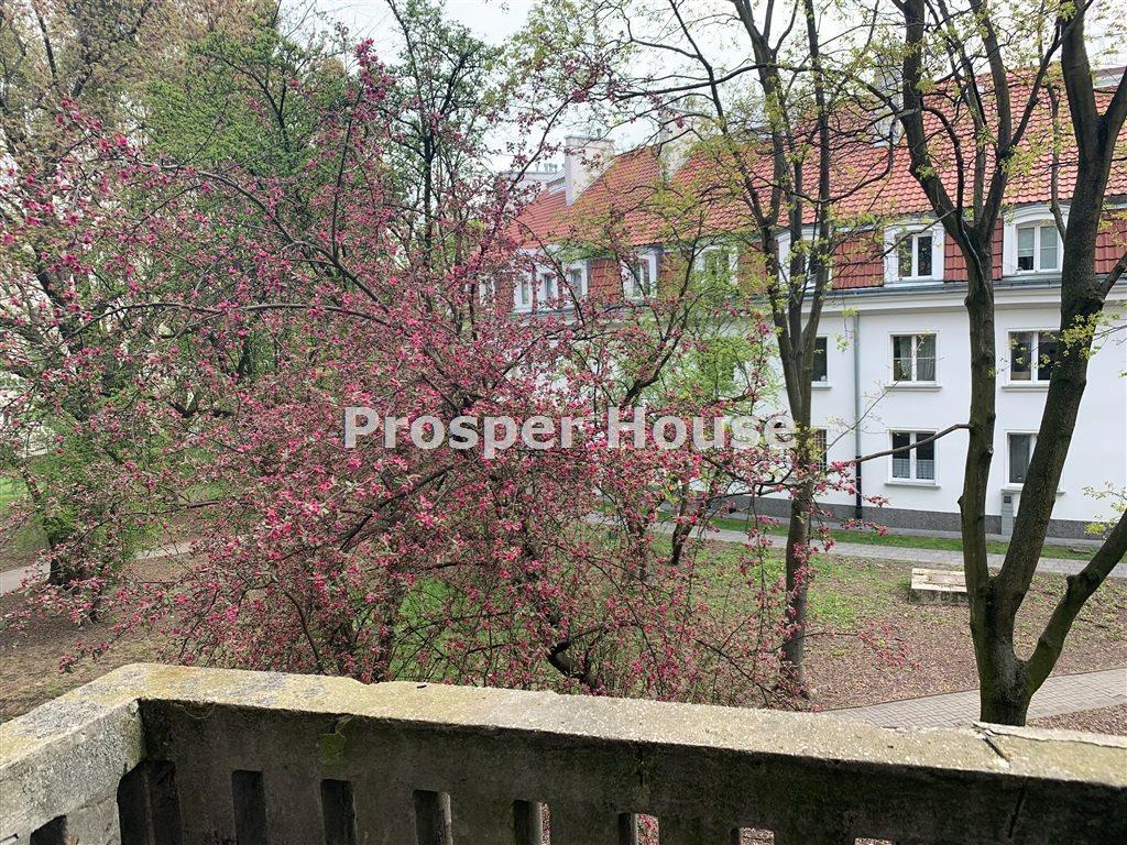 Mieszkanie dwupokojowe na sprzedaż Warszawa, Żoliborz, Stary Żoliborz, ks. Popiełuszki  38m2 Foto 9