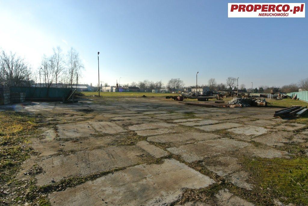 Działka inwestycyjna pod dzierżawę Skarżysko-Kamienna, Obuwnicza  9577m2 Foto 4