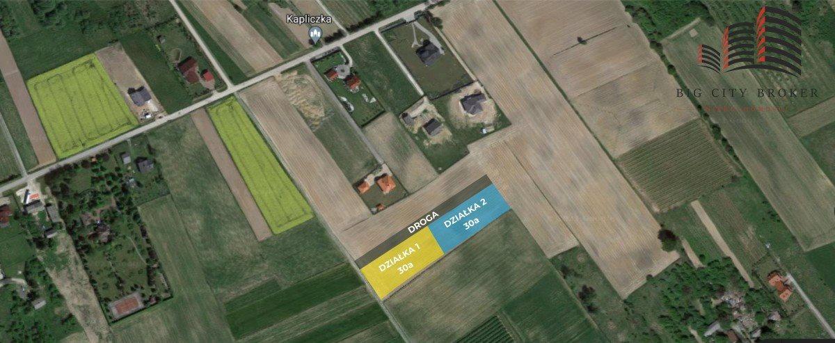 Działka rolna na sprzedaż Motycz  3000m2 Foto 2