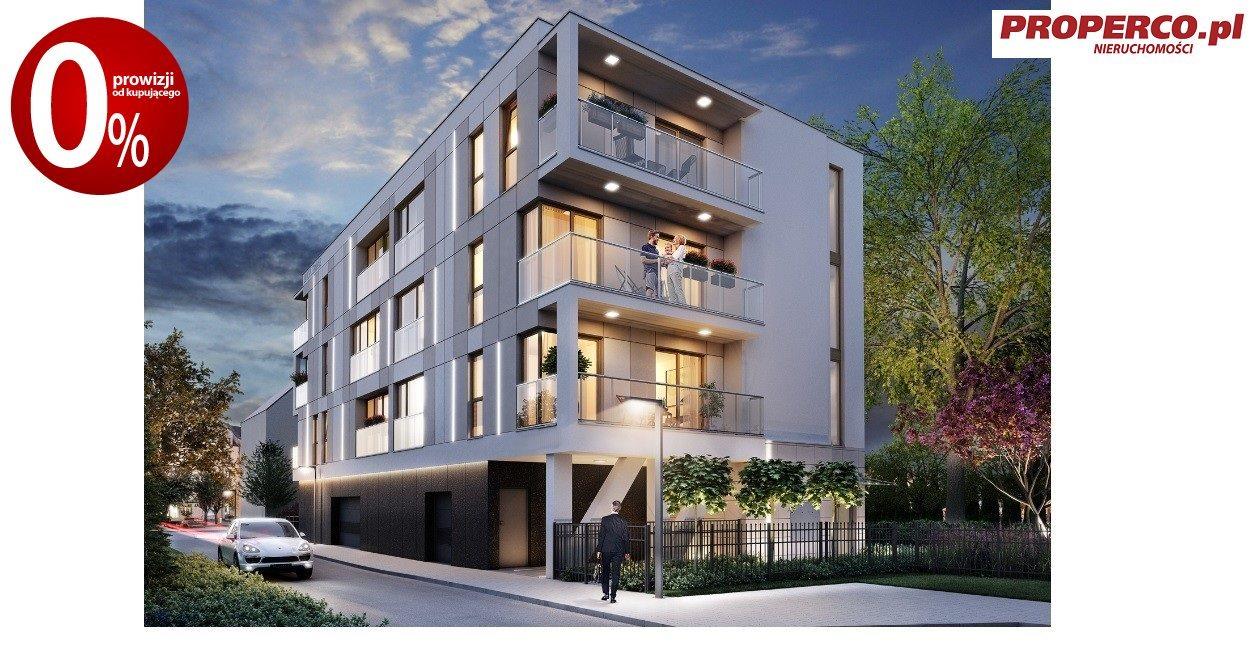 Mieszkanie trzypokojowe na sprzedaż Ostrowiec Świętokrzyski, Centrum, Piwna  71m2 Foto 1