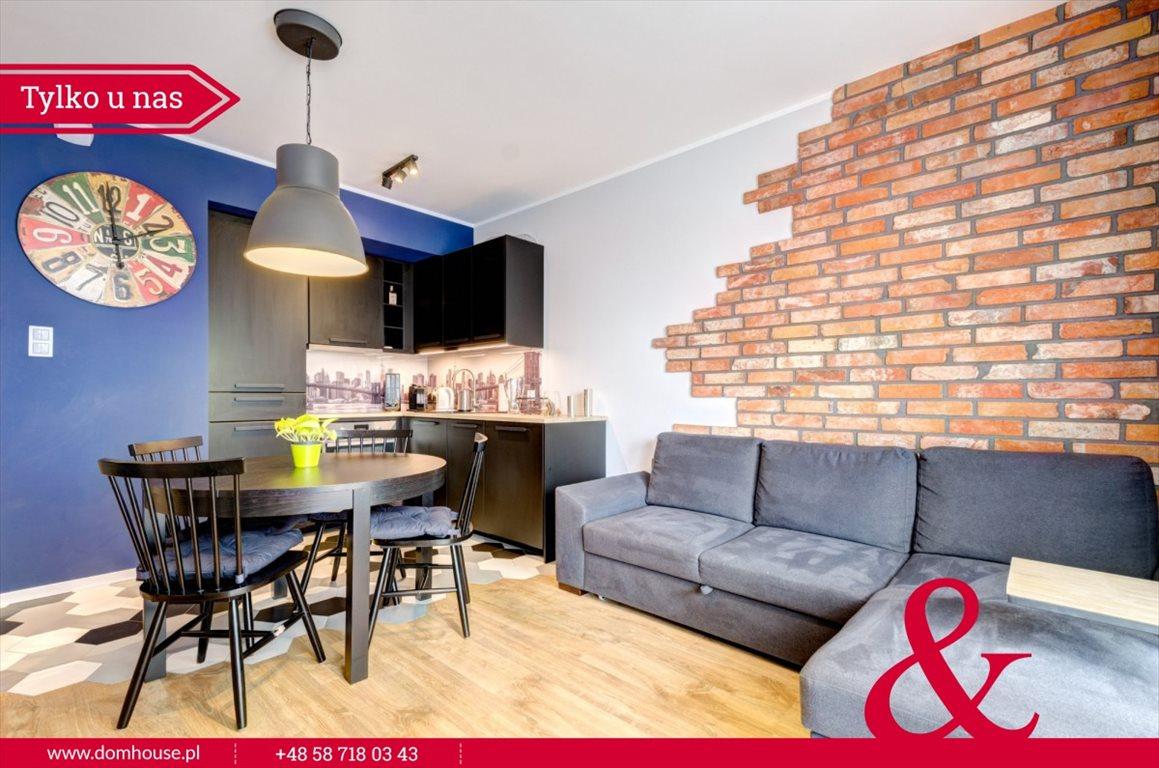 Mieszkanie dwupokojowe na wynajem Gdańsk, Śródmieście, Jaglana  33m2 Foto 5