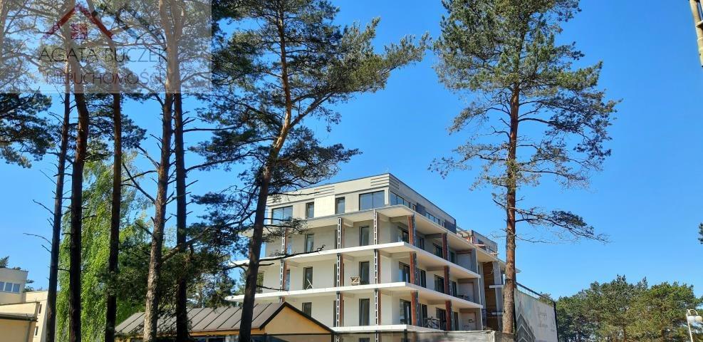 Mieszkanie dwupokojowe na sprzedaż Ustka  43m2 Foto 1