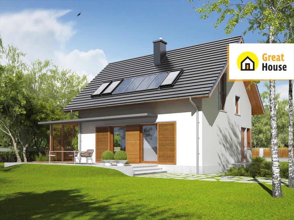 Dom na sprzedaż Oksa, Modrzewiowa  119m2 Foto 3