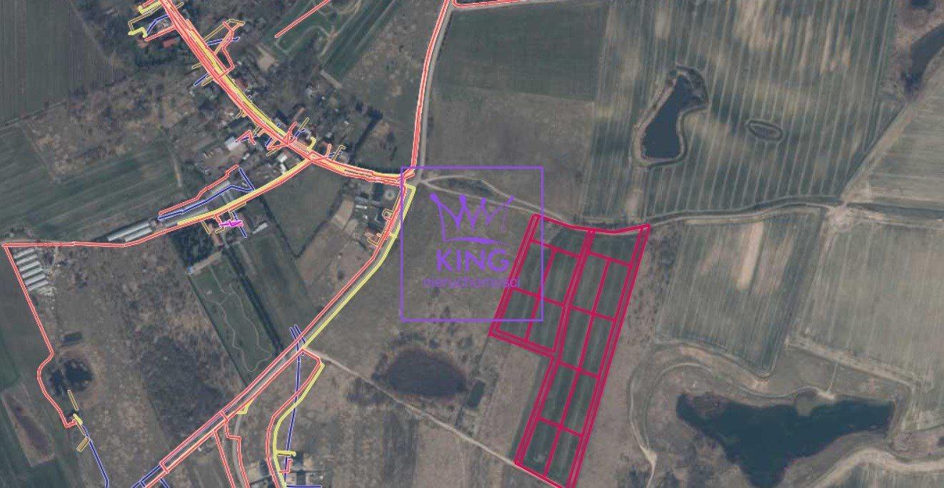 Działka budowlana na sprzedaż Karwowo  3001m2 Foto 1