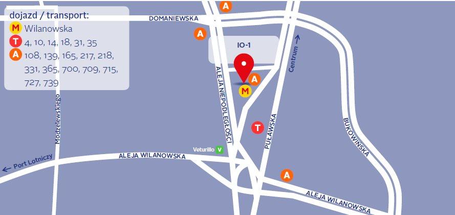 Lokal użytkowy na wynajem Warszawa, Mokotów, IO- 1  350m2 Foto 2
