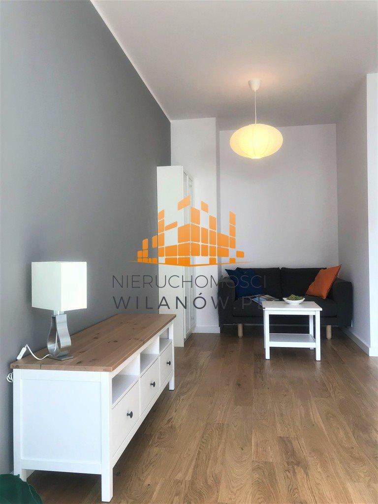 Mieszkanie dwupokojowe na wynajem Warszawa, Wilanów, Sarmacka  43m2 Foto 9