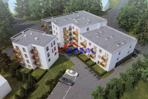 Mieszkanie dwupokojowe na sprzedaż Wrocław, Krzyki, Rybnicka  45m2 Foto 1