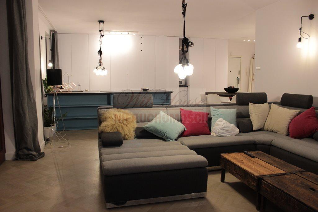 Mieszkanie trzypokojowe na wynajem Warszawa, Wola, al. Jana Pawła II  120m2 Foto 6