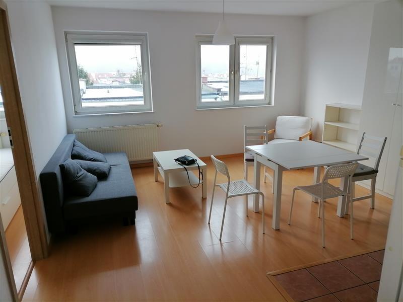 Mieszkanie dwupokojowe na wynajem Gdynia, Wzgórze Świętego Maksymiliana, Reja Mikołaja  39m2 Foto 2