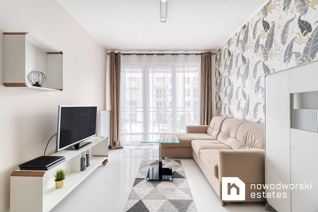 Mieszkanie dwupokojowe na wynajem Gdańsk, Jasień, Krzysztofa Komedy  41m2 Foto 1