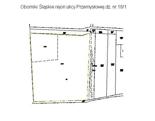 Działka inwestycyjna na sprzedaż Oborniki Śląskie, Przemysłowa  15018m2 Foto 2