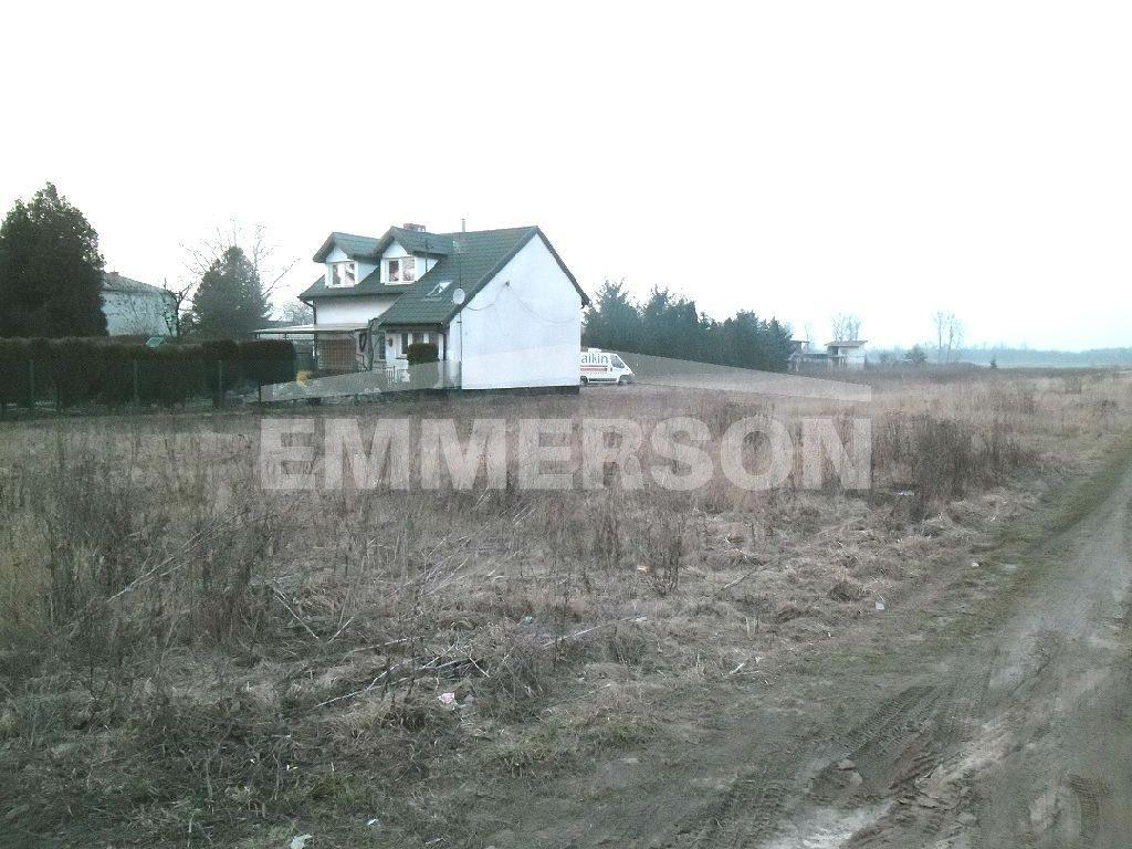Działka budowlana pod dzierżawę Czosnów, Łomna, Kochanowskiego  4200m2 Foto 1