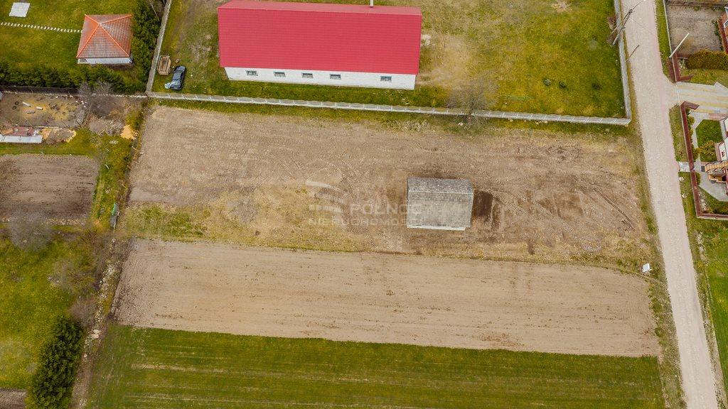 Działka budowlana na sprzedaż Krynki, Graniczna  1600m2 Foto 2