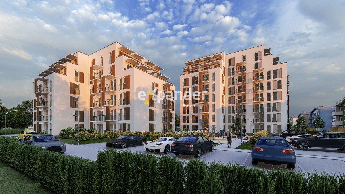 Mieszkanie czteropokojowe  na sprzedaż Rzeszów, Zalesie  71m2 Foto 1