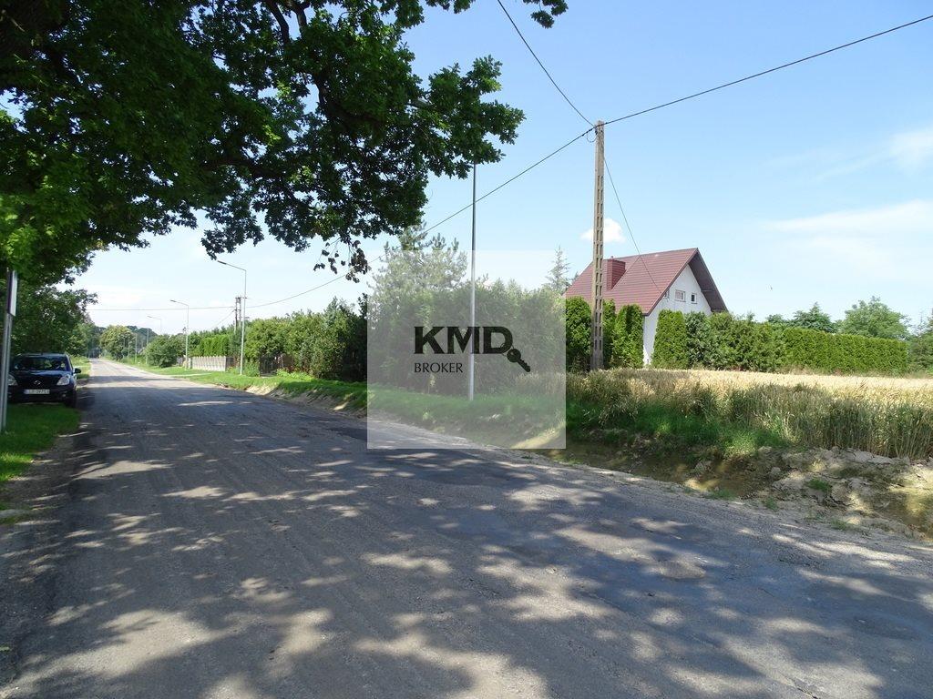 Działka budowlana na sprzedaż Tuszów  4900m2 Foto 2