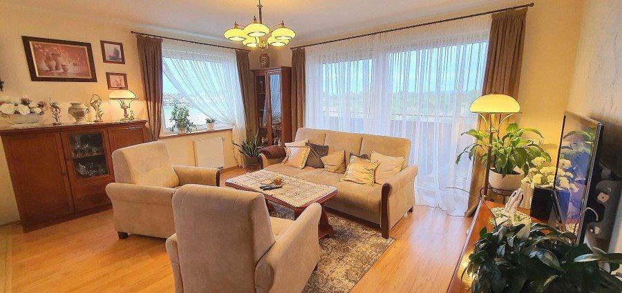Mieszkanie trzypokojowe na sprzedaż Warzymice, Warzymice  71m2 Foto 1