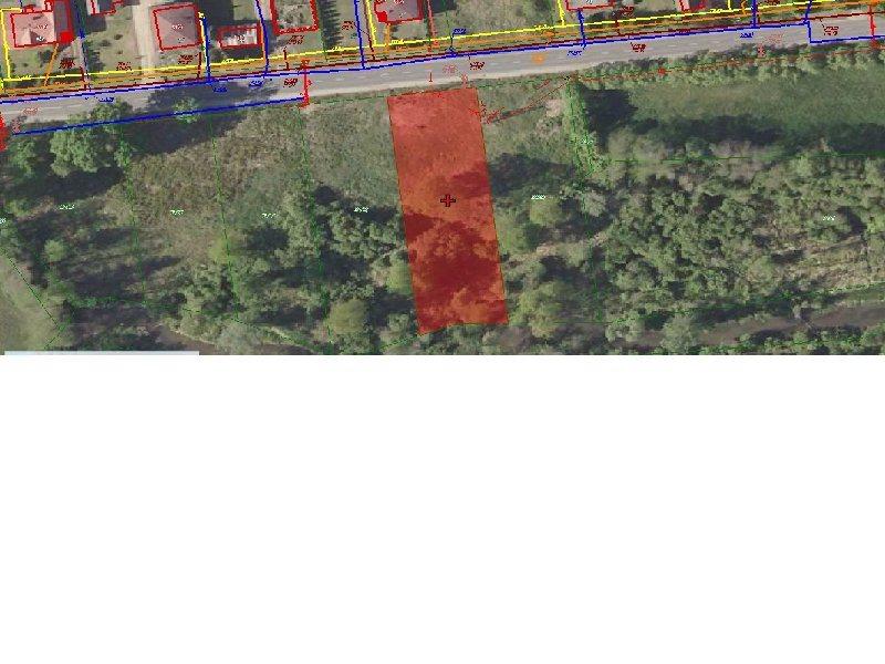 Działka budowlana na sprzedaż Starcza, Własna  1707m2 Foto 1