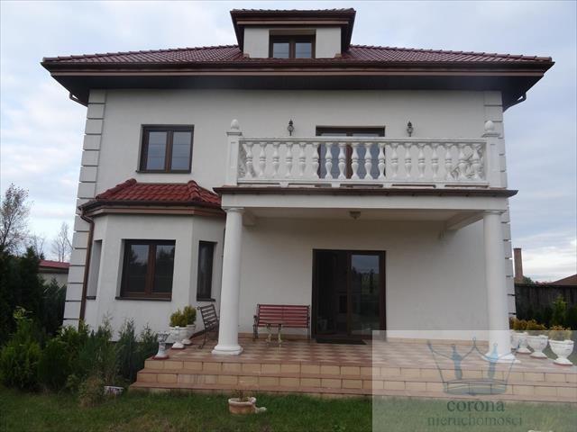 Dom na wynajem Warszawa, Wilanów, Bruzdowa  510m2 Foto 1