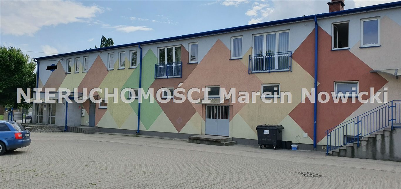 Lokal użytkowy na sprzedaż Kutno, Jagiellońska  1600m2 Foto 1