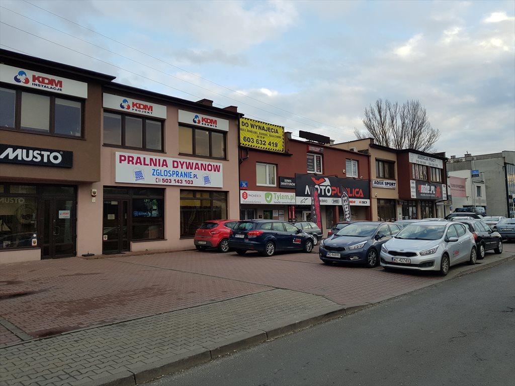 Lokal użytkowy na wynajem Warszawa, Wola, Aleja Prymasa Tysiąclecia 76C  93m2 Foto 1