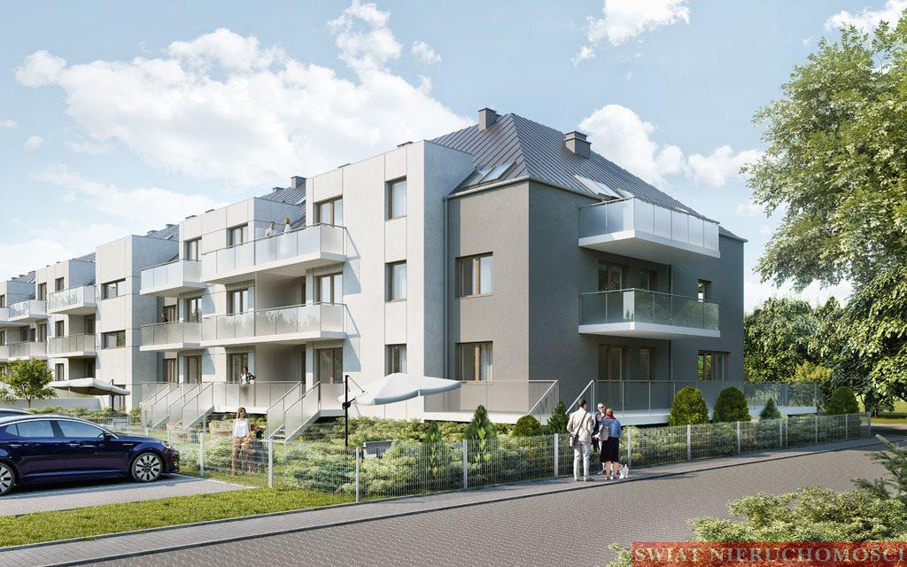 Mieszkanie czteropokojowe  na sprzedaż Wrocław, Maślice, Maślice  73m2 Foto 1