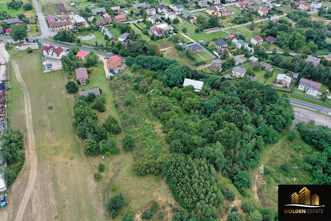 Działka budowlana na sprzedaż Truskolasy, Częstochowska  5029m2 Foto 6
