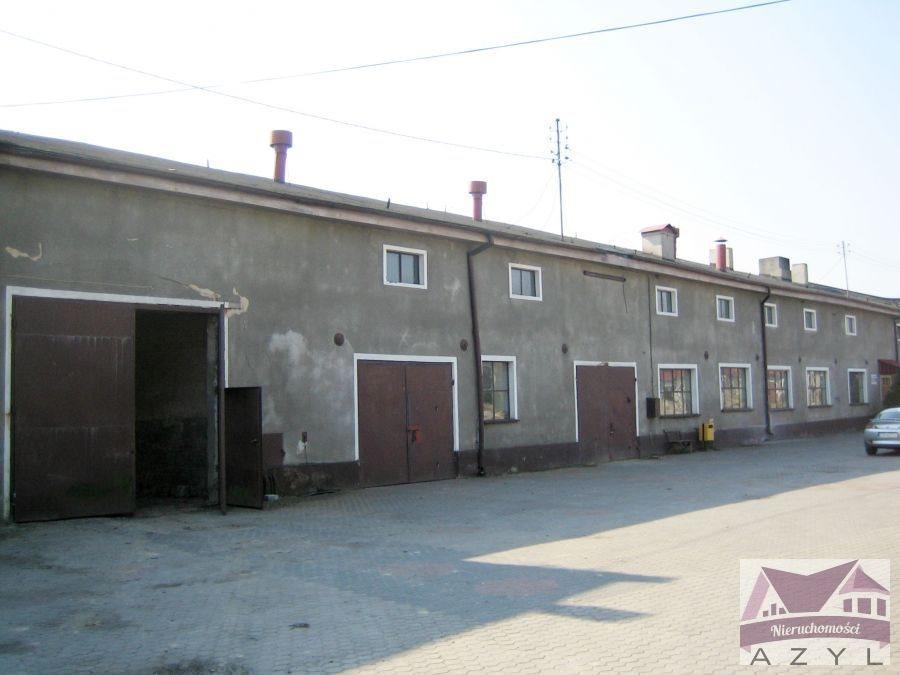 Lokal użytkowy na sprzedaż Lubaszcz  1000m2 Foto 9