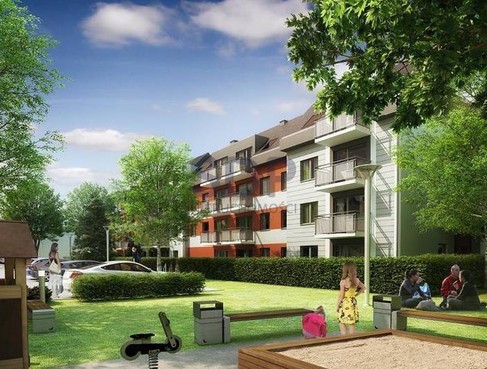 Mieszkanie trzypokojowe na sprzedaż Wrocław, Fabryczna, Stabłowice, Stabłowicka  54m2 Foto 3