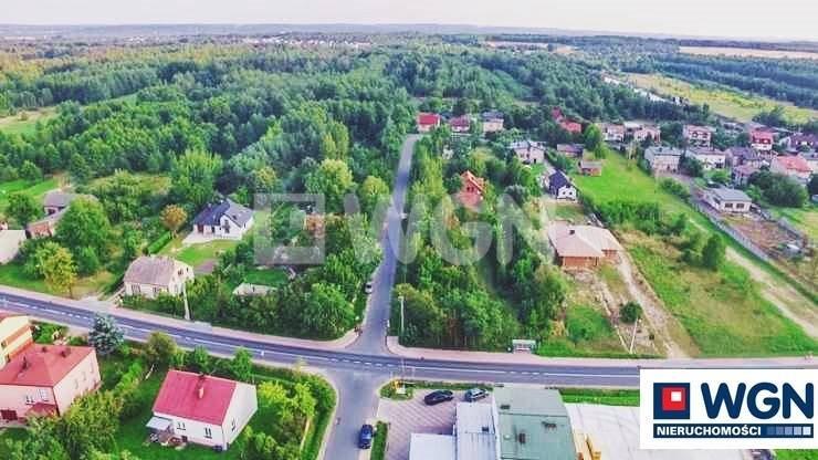 Działka budowlana na sprzedaż Poczesna, gm. Poczesna, Zakole  1462m2 Foto 2