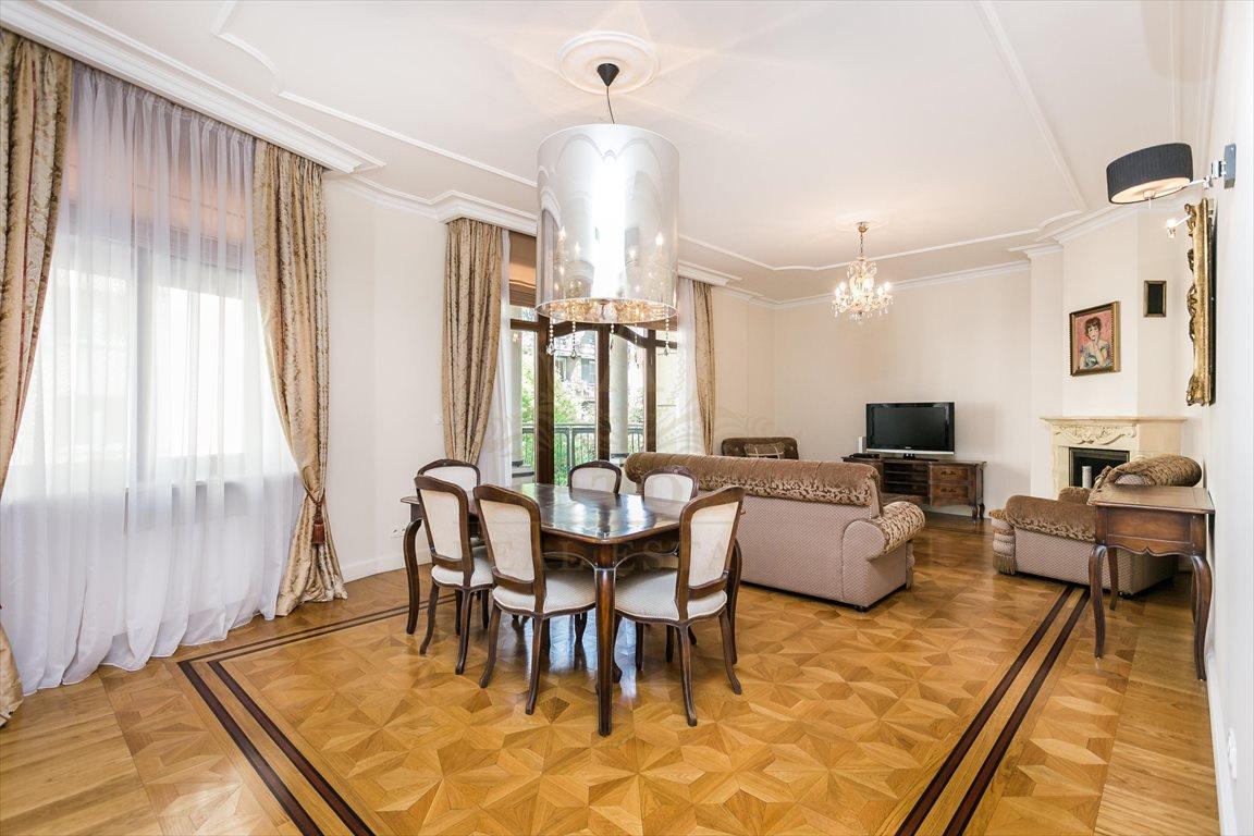 Luksusowe mieszkanie trzypokojowe na wynajem Warszawa, Śródmieście, Niecała  125m2 Foto 1