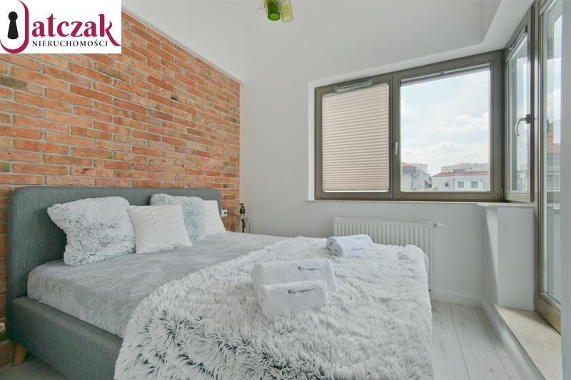 Mieszkanie dwupokojowe na wynajem Gdańsk, Śródmieście, WATERLANE, SZAFARNIA  50m2 Foto 5