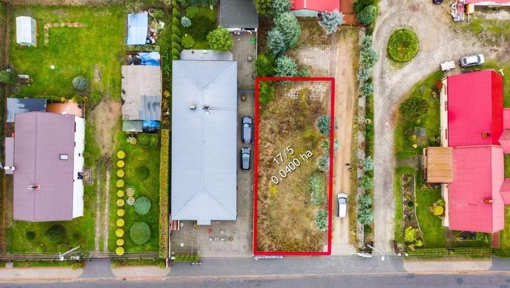 Działka budowlana na sprzedaż Rościnno  400m2 Foto 1