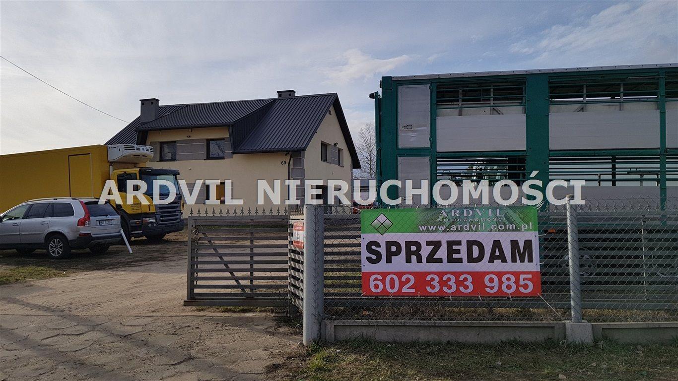 Lokal użytkowy na sprzedaż Ciechanowiec  2000m2 Foto 2