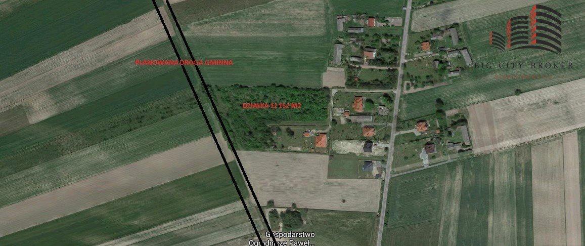 Działka rolna na sprzedaż Kawka  12152m2 Foto 2