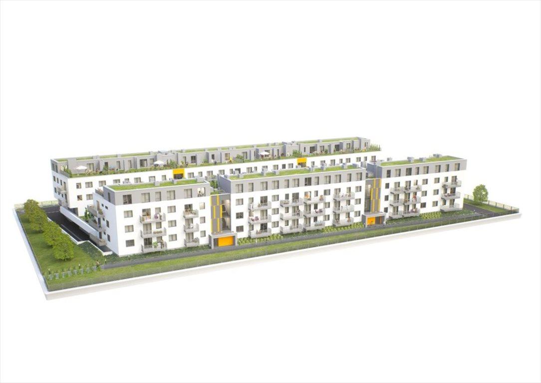 Mieszkanie trzypokojowe na sprzedaż Wrocław, Krzyki, Kajdasza  42m2 Foto 4