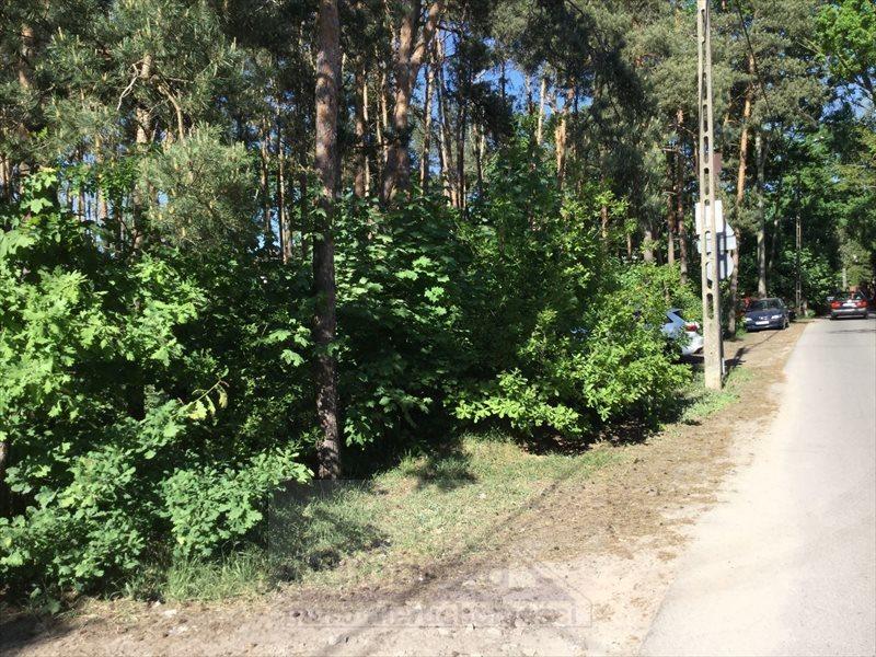 Działka budowlana na sprzedaż Warszawa, Wawer  2000m2 Foto 2