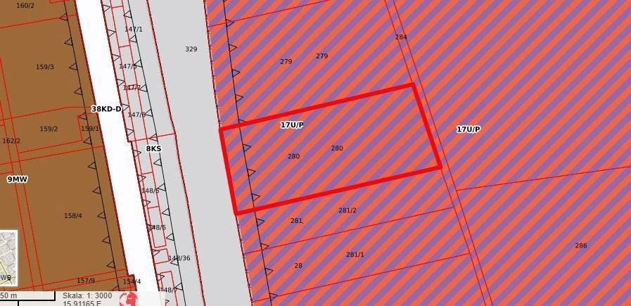 Działka budowlana na sprzedaż Chocianów  4728m2 Foto 5