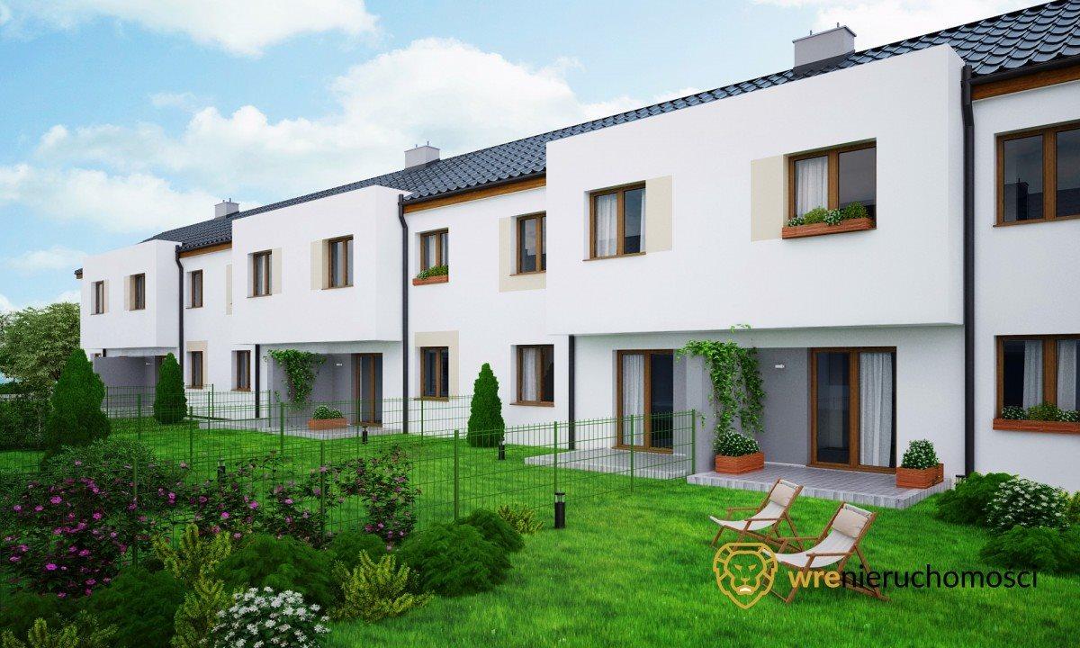 Mieszkanie czteropokojowe  na sprzedaż Wilkszyn, Leśna  58m2 Foto 1
