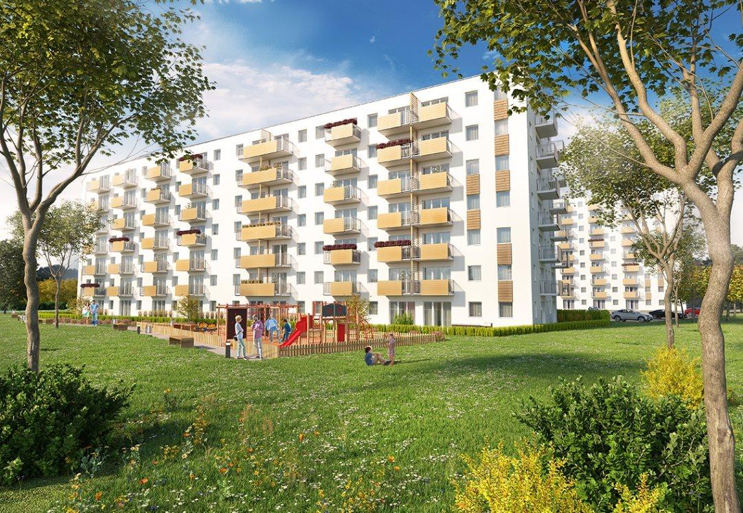 Mieszkanie dwupokojowe na sprzedaż Poznań, Wagrowska  41m2 Foto 2