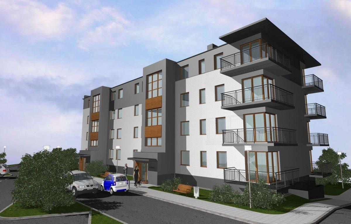 Mieszkanie dwupokojowe na sprzedaż Grudziądz, Mieszka I  38m2 Foto 1