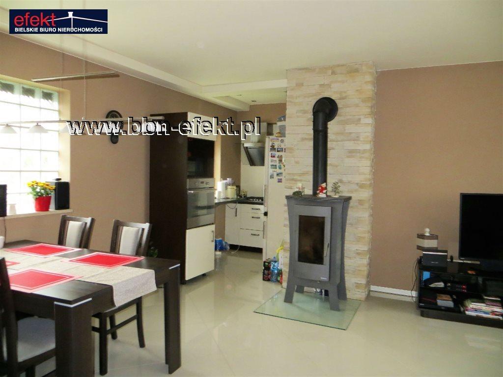 Mieszkanie dwupokojowe na sprzedaż Bielsko-Biała, Wapienica  115m2 Foto 2